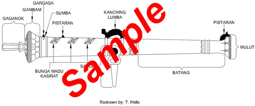 Brunei Cannon Parts