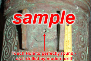 Fake Cannon Photo
